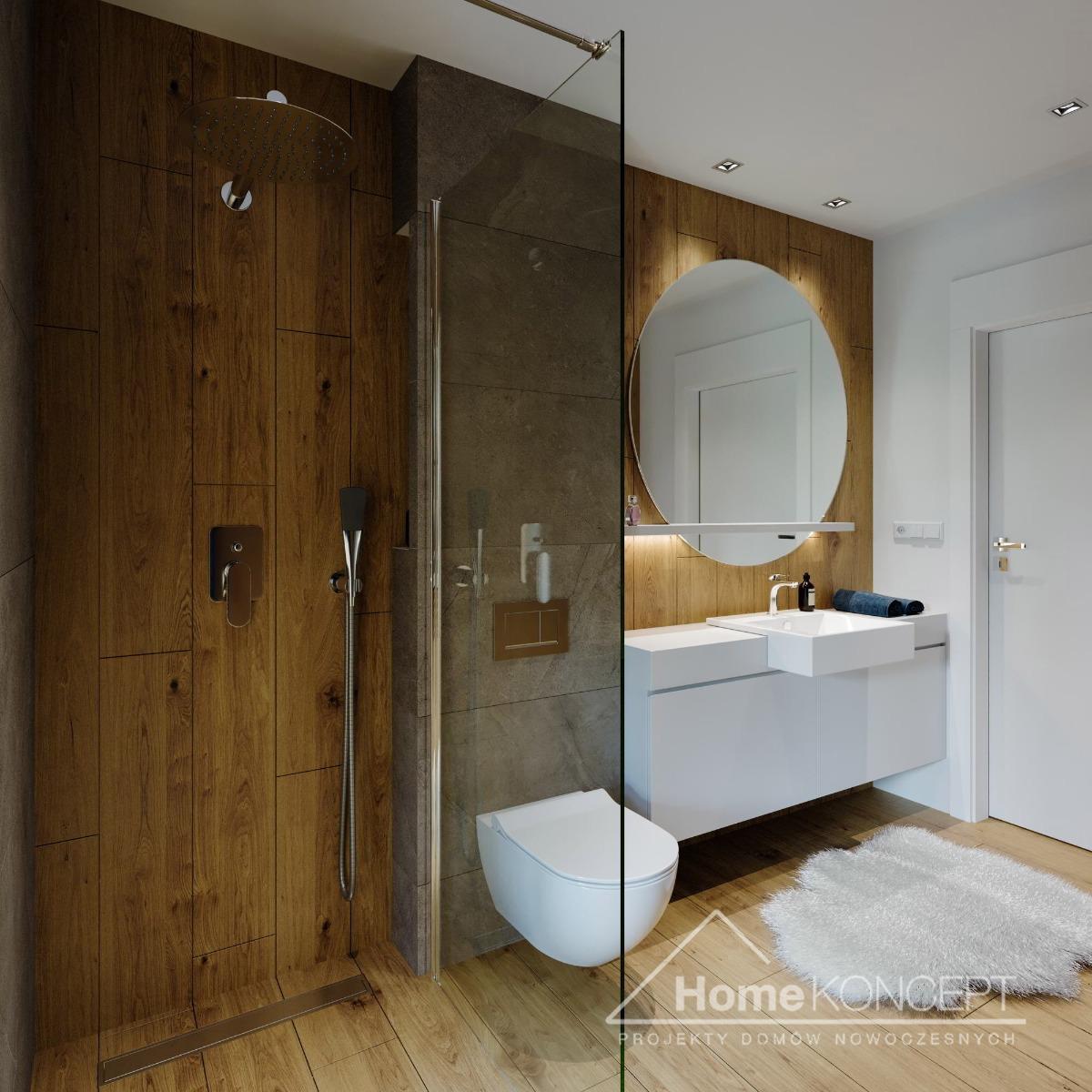 Zalety łazienki Z Prysznicem