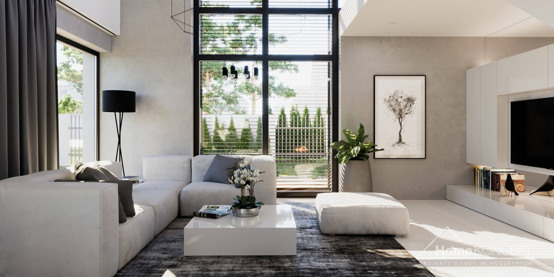 Trendy 2019 Kolor We Wnętrzach Naturalne Barwy Biele